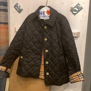 Burberry Spring Coat